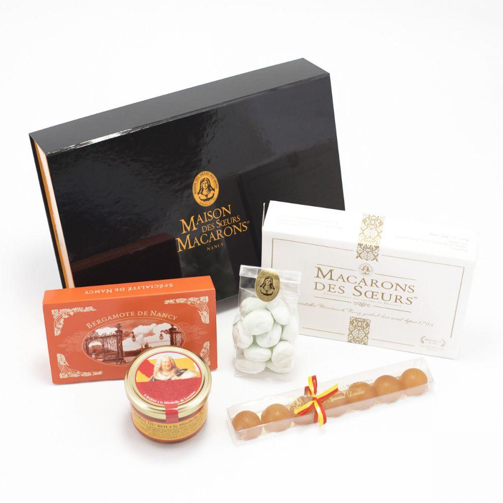 the gift boxes - Box Cadeau Cuisine