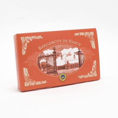 Box of Bergamot sweets IGP label (120 g)