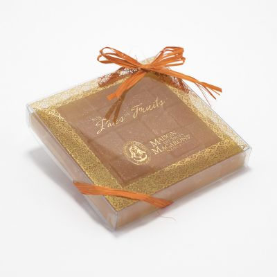 Fruit jellies selection box Bergamot/Mirabelle (220 g)