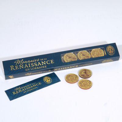 32 florins d'or de St Nicolas (80g)