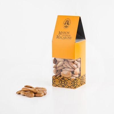 Amandes torréfiées fleur de sel 100% Françaises (150g)
