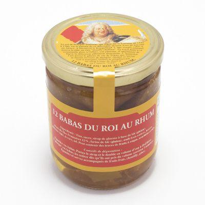 12 rhum King's Babas (450 g)