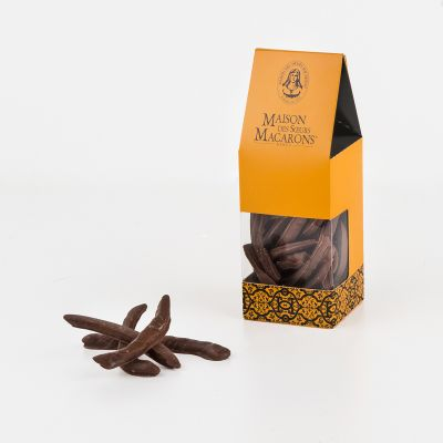 bergamote confite chocolat (100g)