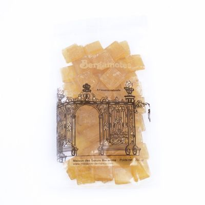 Bag of unwrapped Bergamot sweets (200g)