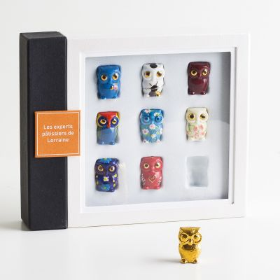 Coffret fèves de collection