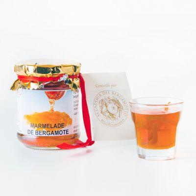 Marmelade de bergamote (220 g)