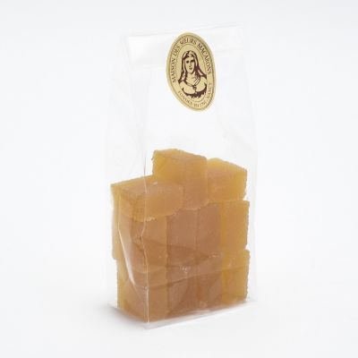 Pâtes de fruits begamote en sachet (100g)