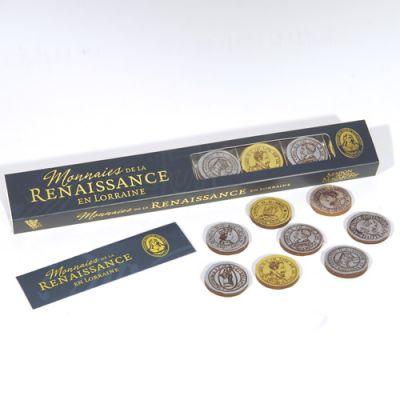 32 pièces des Ducs de Lorraine (80 g)