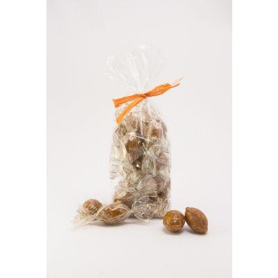 Bonbons croquants praliné enveloppés (150g)